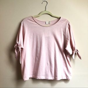 RD STYLE Bow S/S Tee L NWT